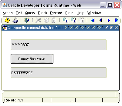 Oracle Forms PJCs/Java Beans - This is a bunch of tips and